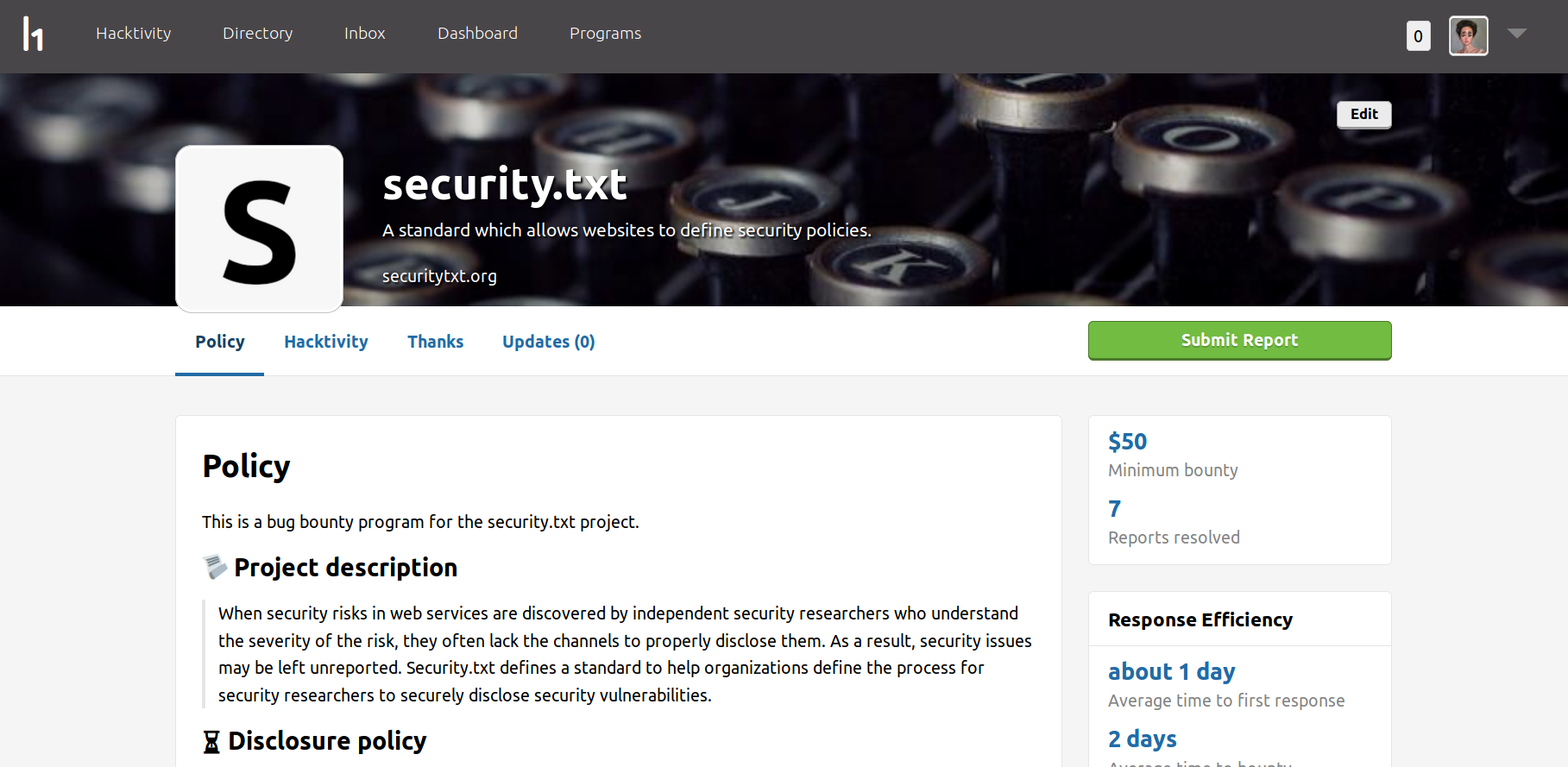 How Do I Write A Good Security Policy